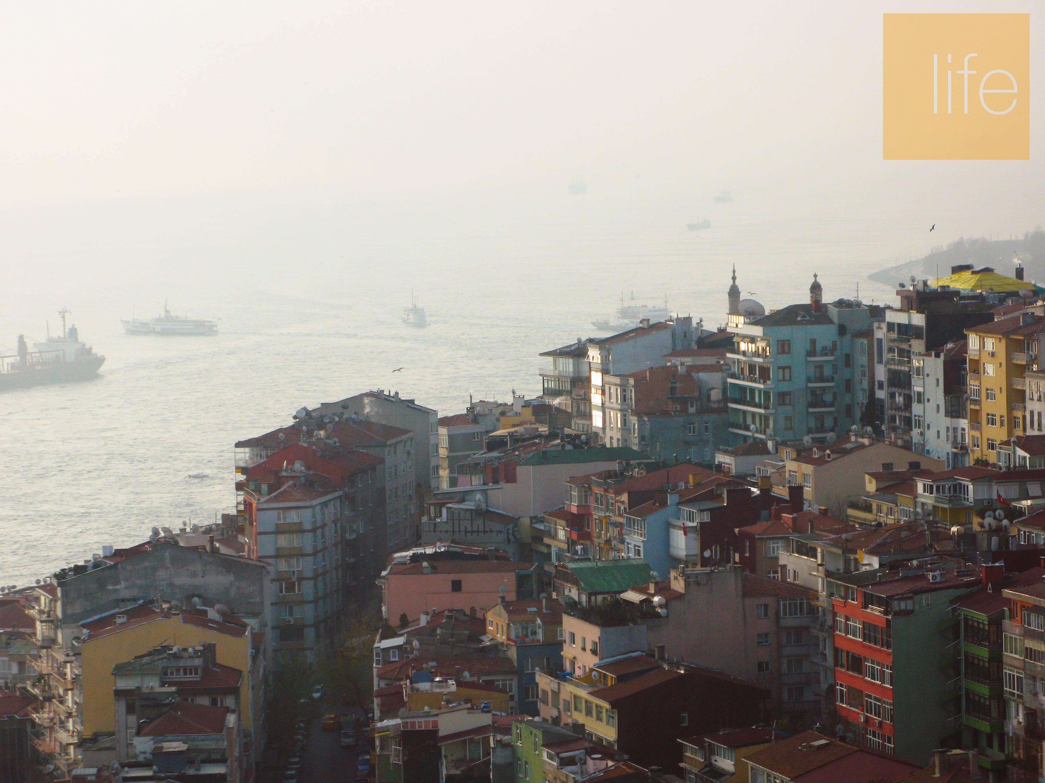 Istanbul- dragulj Bosfora