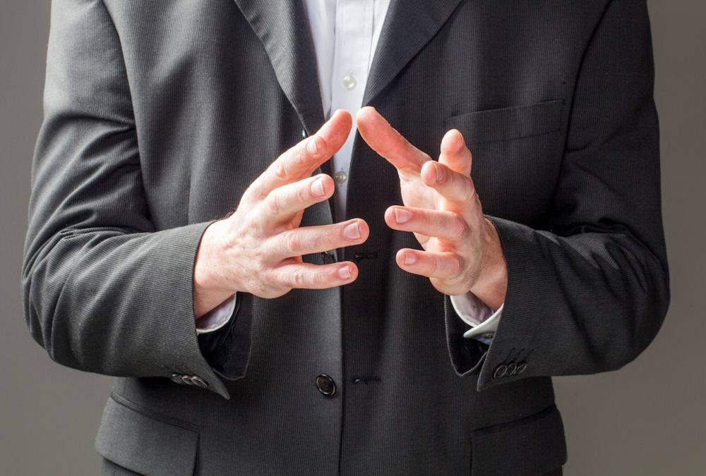 Govor tela – Ruke kao sredstvo komunikacije