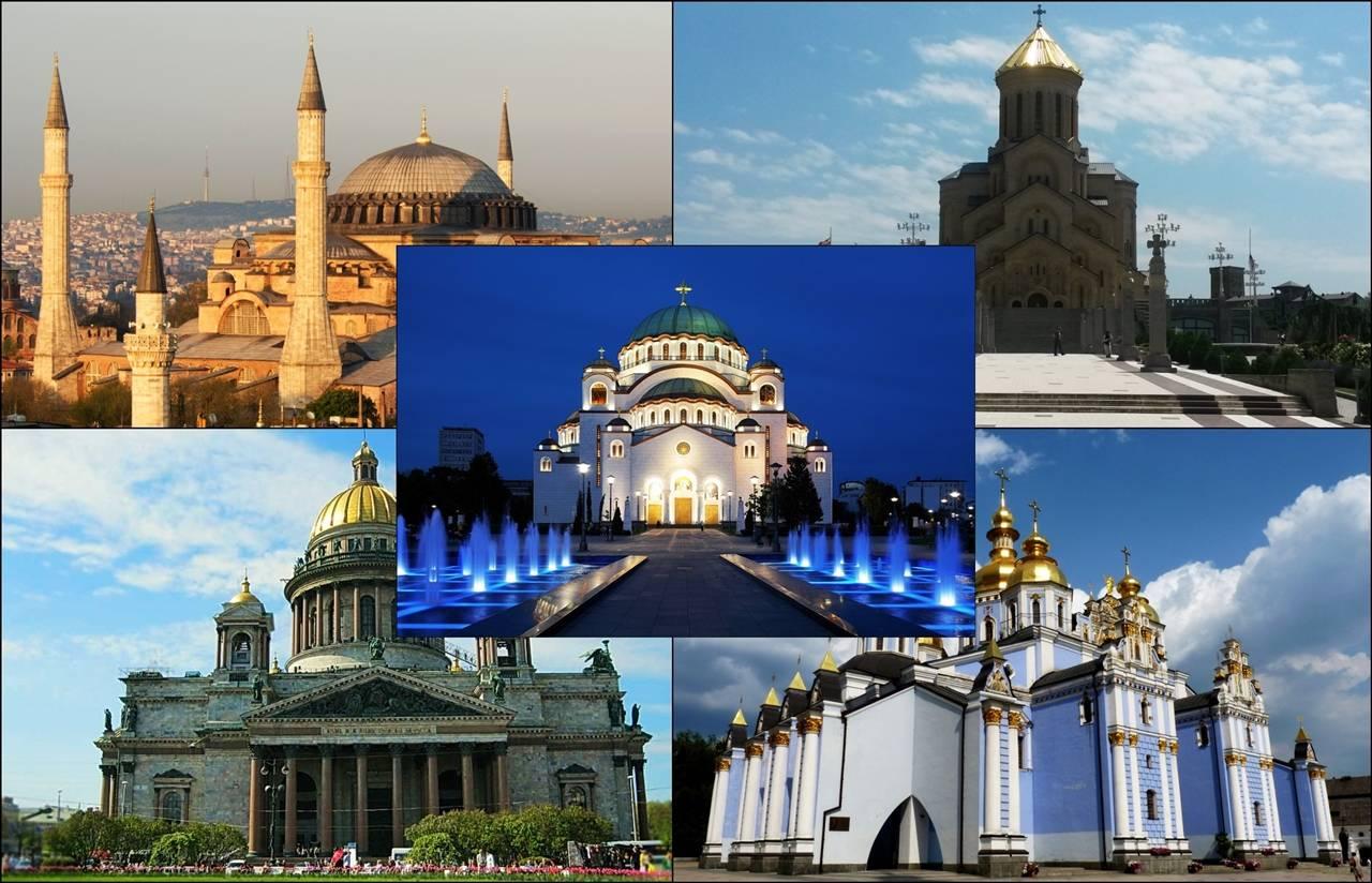 Najveći pravoslavni hramovi