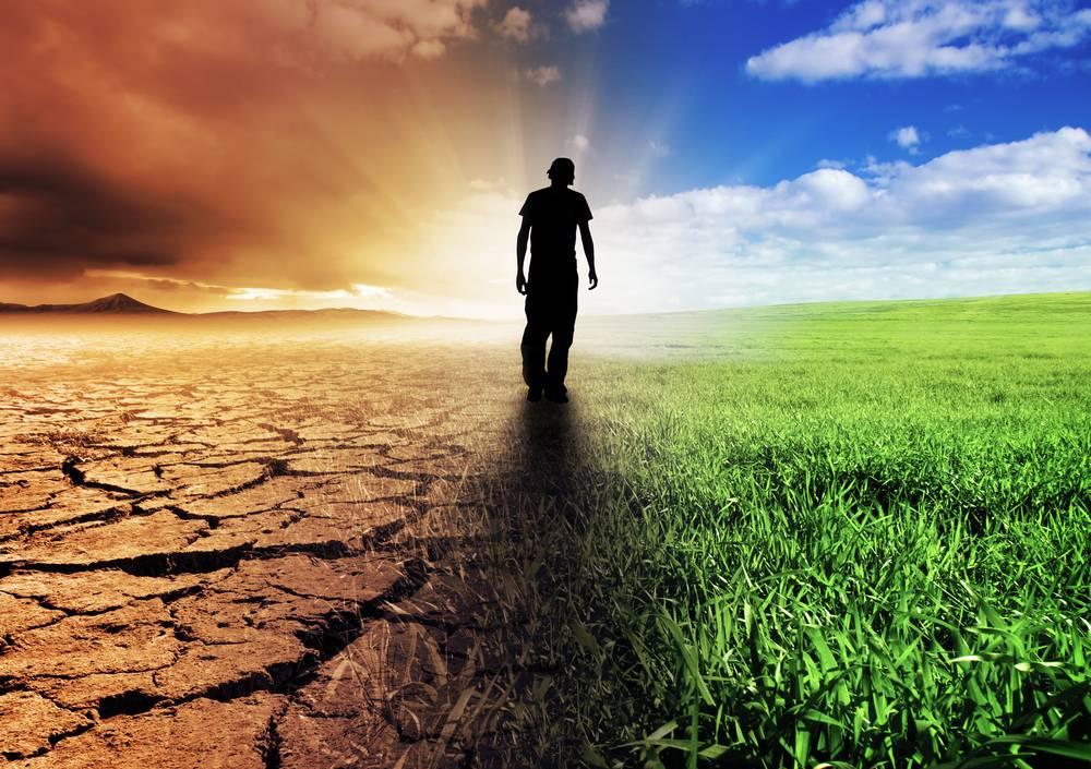 Klimatske promene i čovek modernog doba