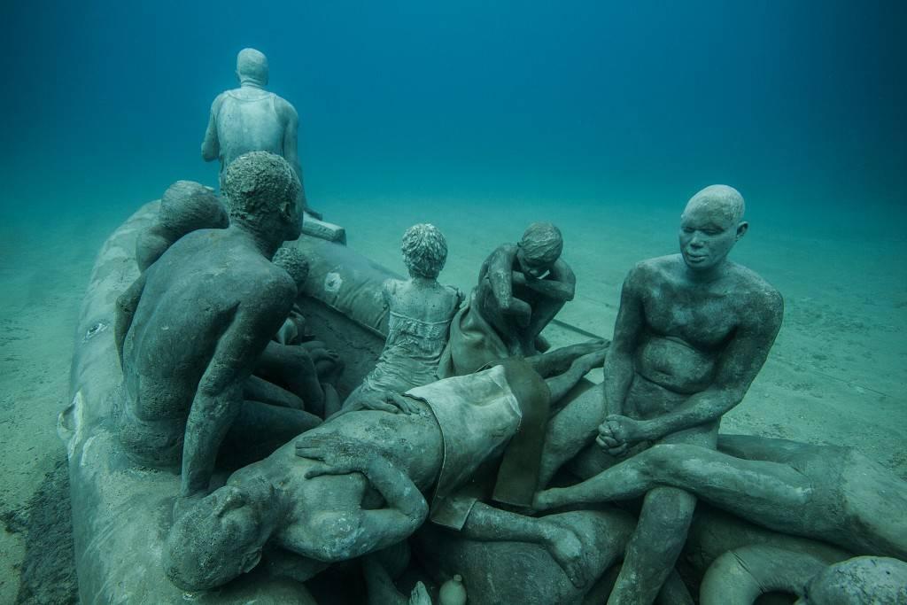 Prvi savremeni podvodni muzej – Museo Atlantico