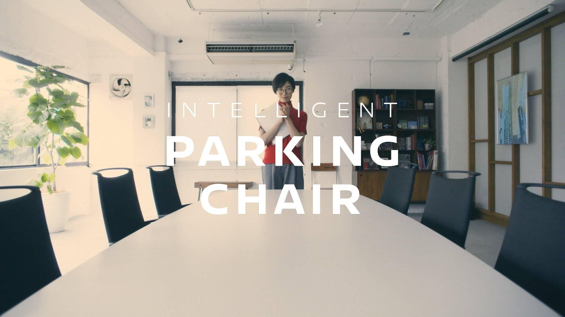 """Stolica koja se sama """"parkira"""""""