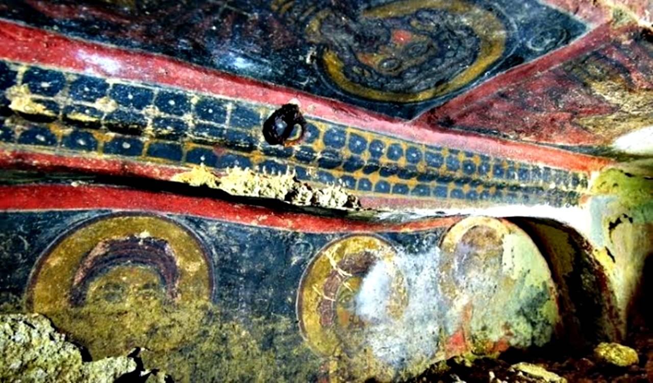 Neobične srpske freske