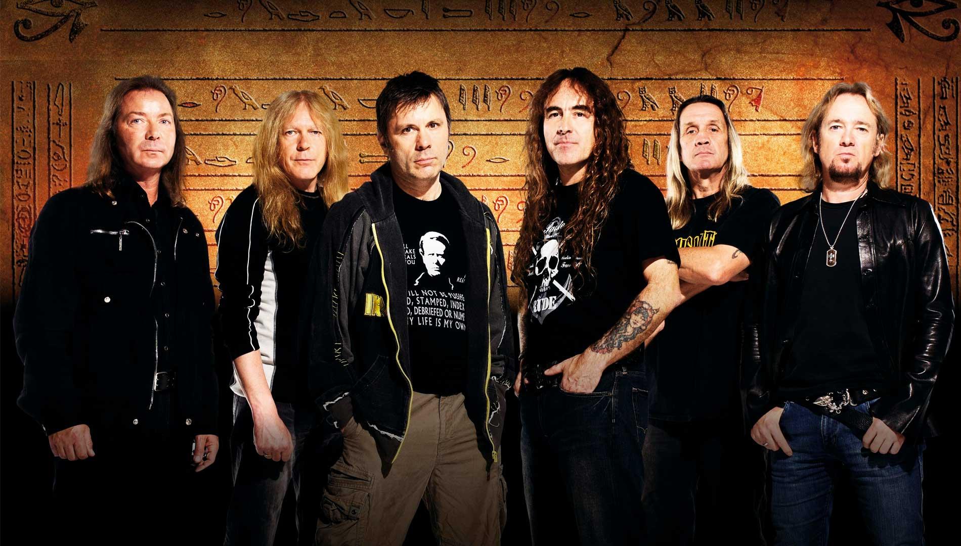 Top 5 albuma Iron Maiden-a