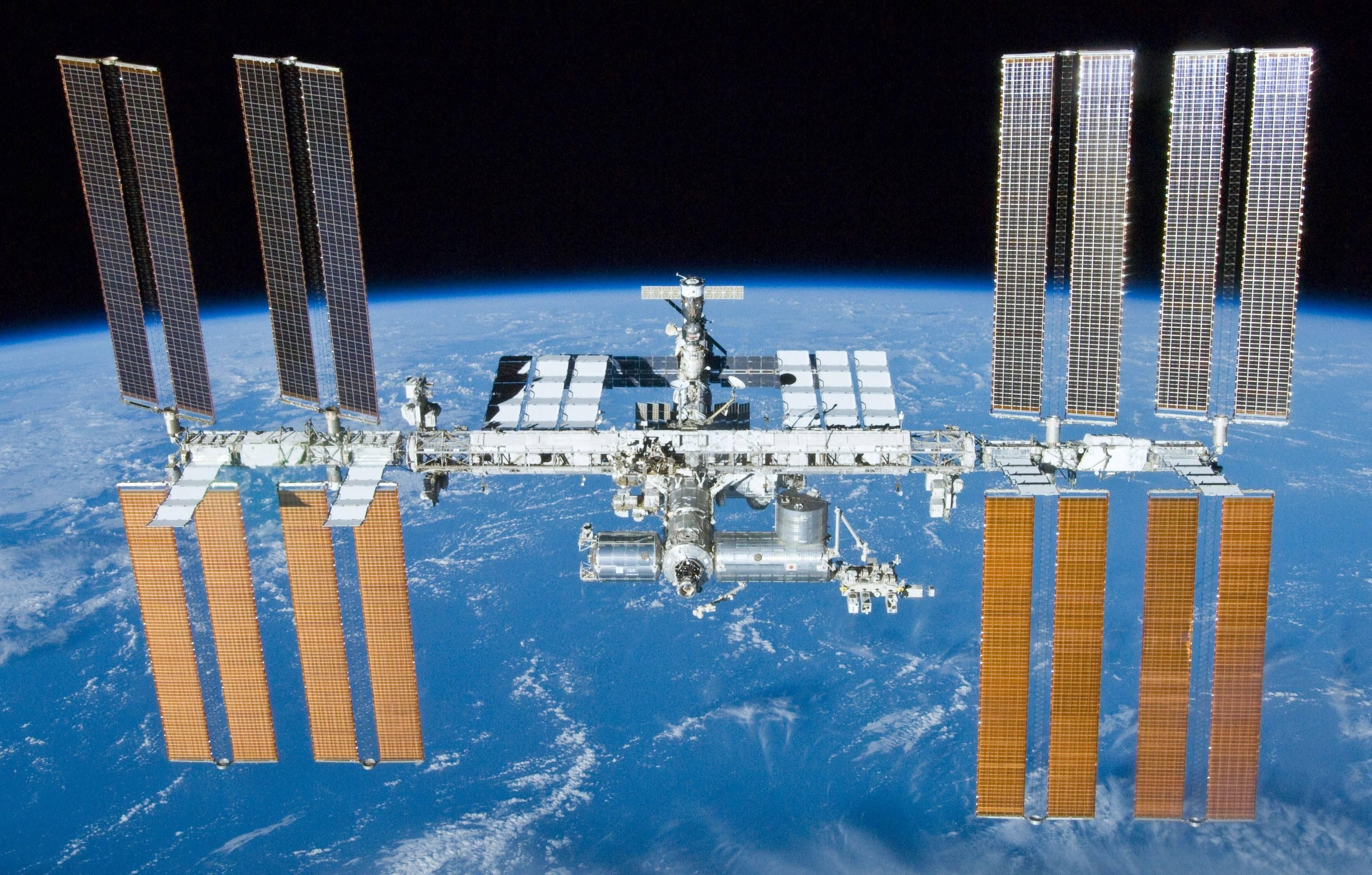 Nemac u međunarodnoj svemirskoj stanici