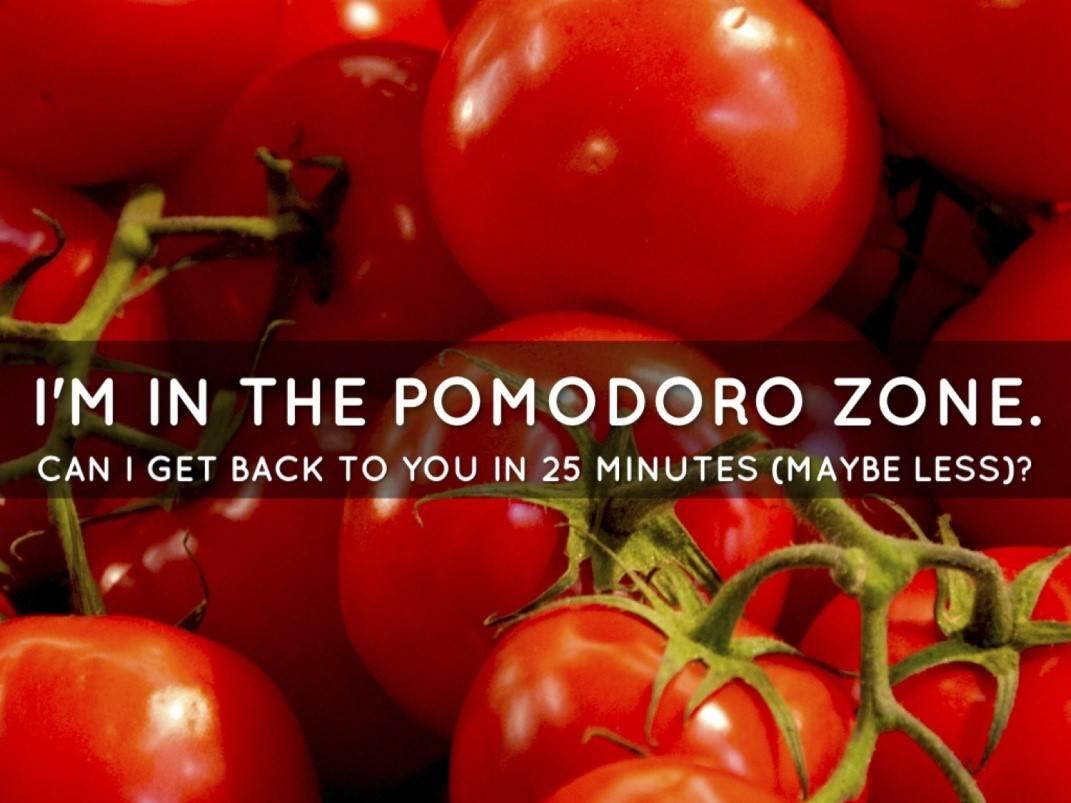 Pomodoro tehnika: Pomoću paradajza do znanja