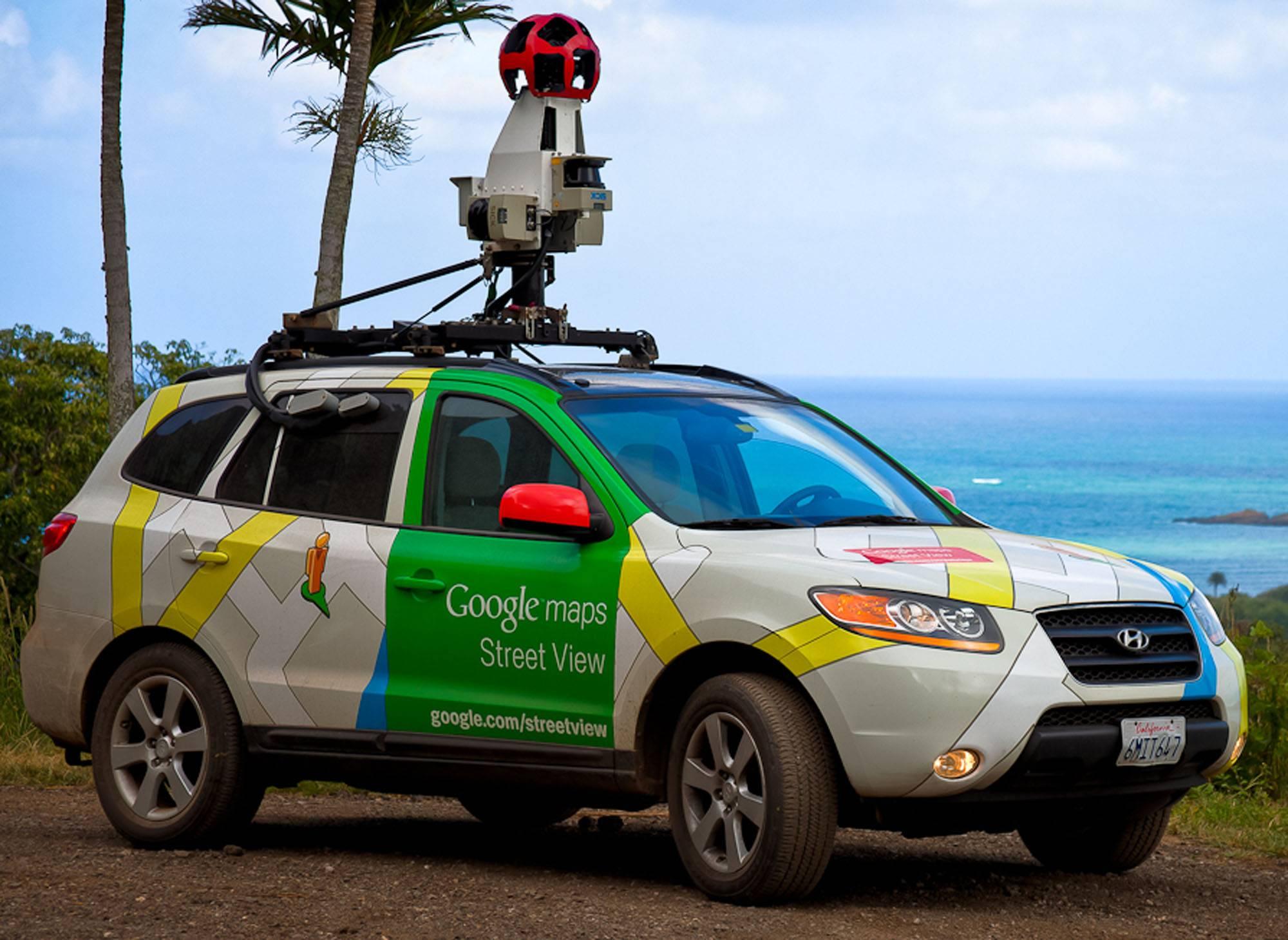 Najčudniji trenuci koje je zabeležio Google auto