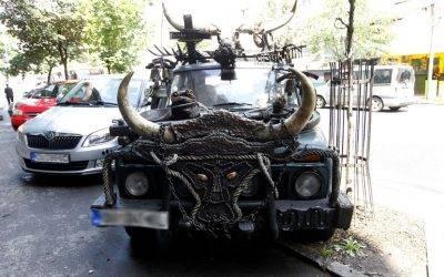 Automobili izuzetno kreativnih vlasnika