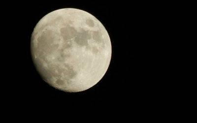 Kako je nastao Mesec?