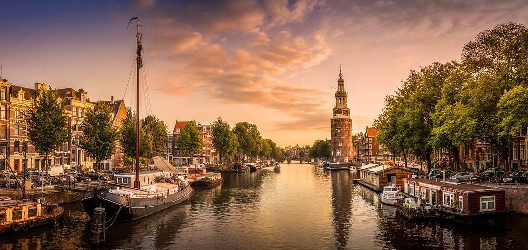 Amsterdam, grad u koji se ne ide bez dobrog društva
