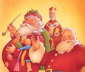 Deda Mraz – folklorni fenomen broj 1 u svetu