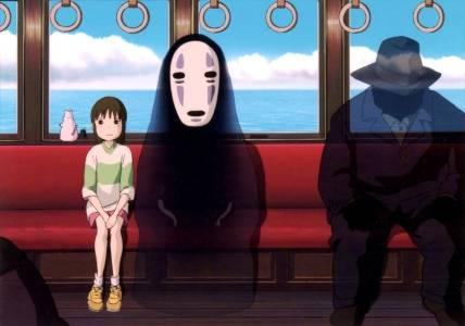 Spirited Away, animirani film