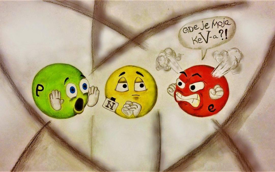 Kako se atom menjao vremenom?
