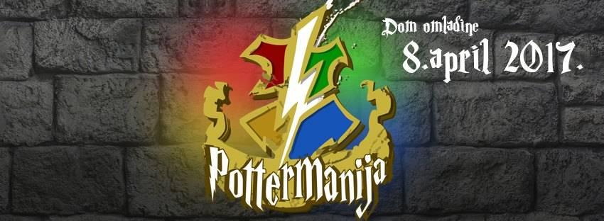 Potter Manija u Domu omladine + Kviz o Hariju Poteru