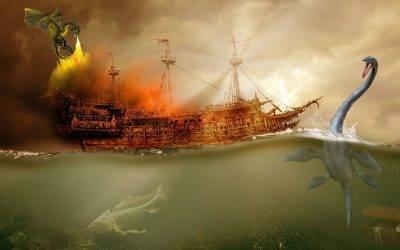 Morska čudovišta u legendama i danas