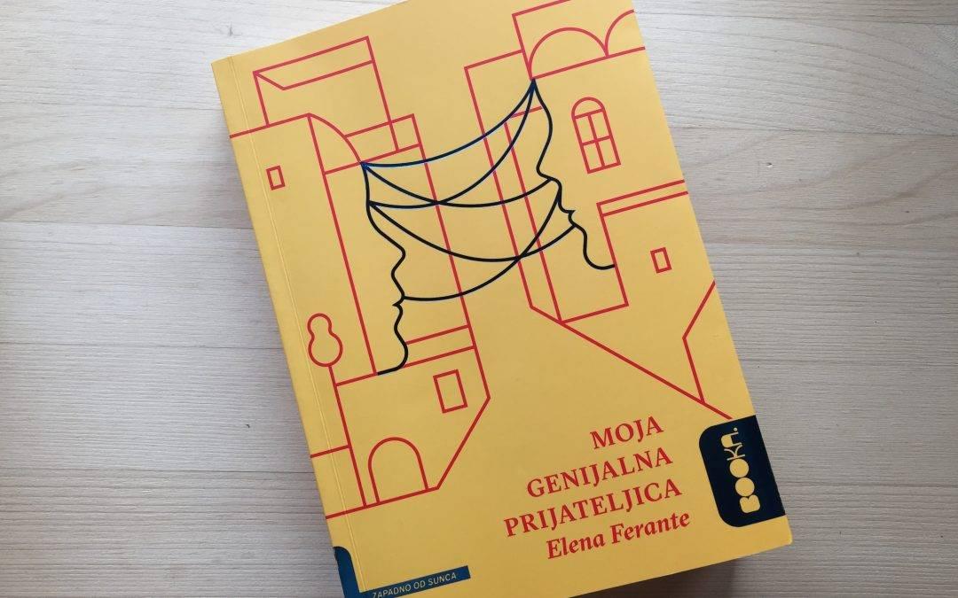 Knjiga koja inspiriše: Moja genijalna prijateljica
