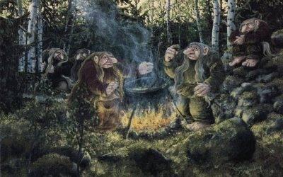 Trolovi: fantastična stvorenja nordijske mitologije
