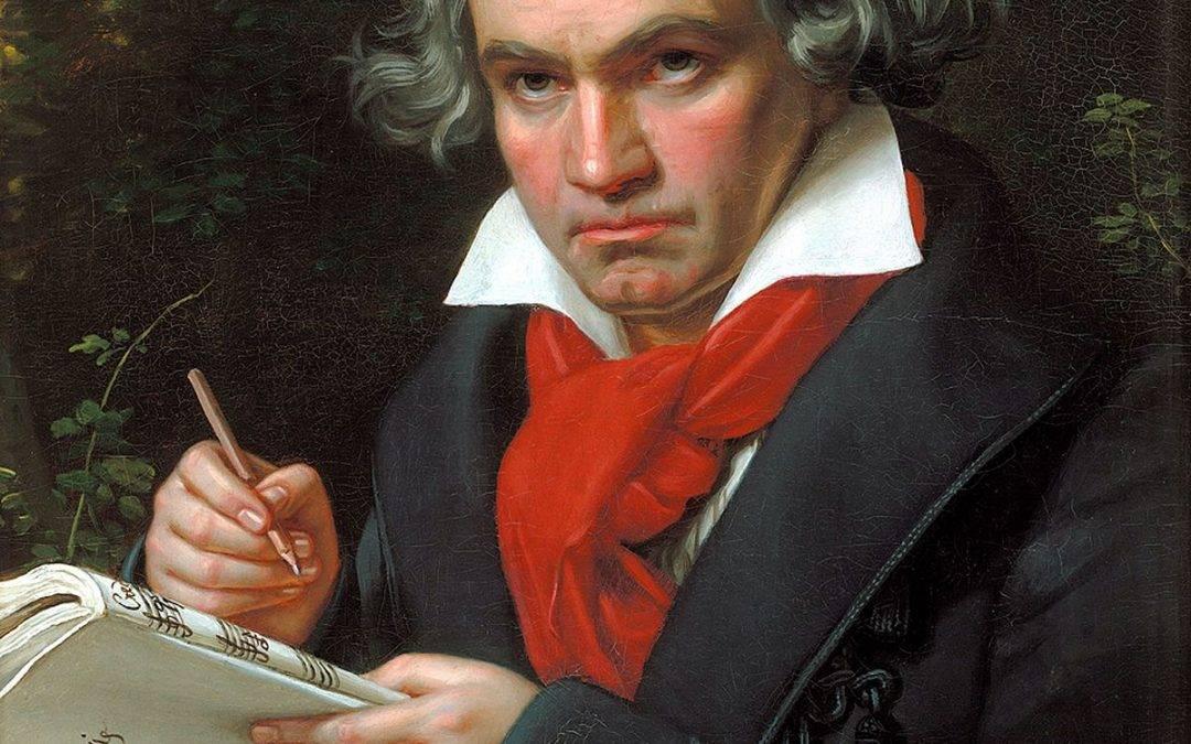 Betoven : Život  i  stvaralaštvo nemačkog kompozitora