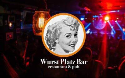 Gde izaći subotom: Wurst Platz