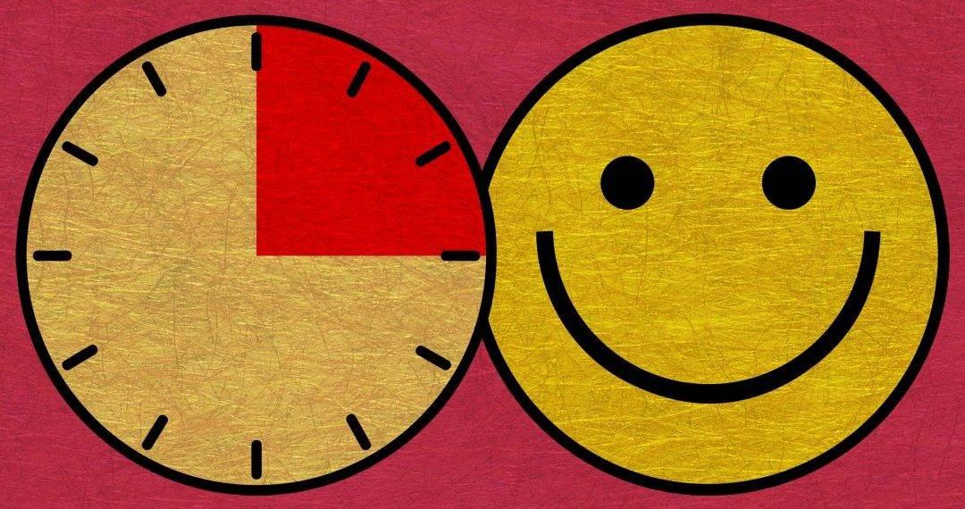 Kako postati srećan za svega 15 minuta?