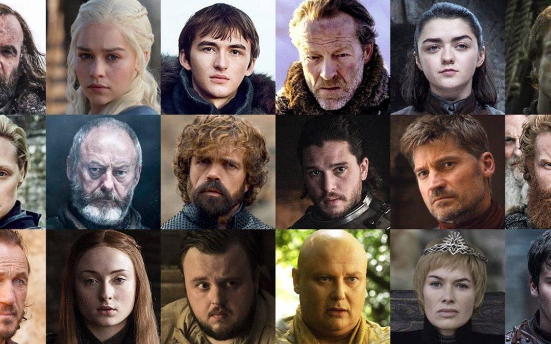 "Top 10 najinteligentnijih likova iz serije ,,Igra prestola"""