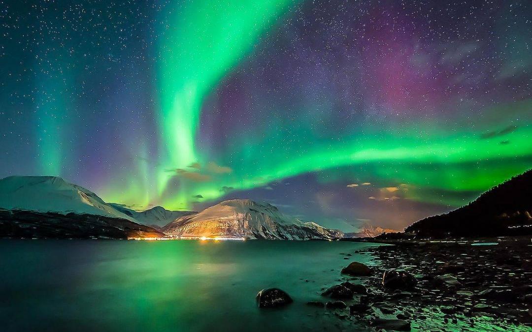 Aurora borealis ili kako kosmos šalje pozdrave