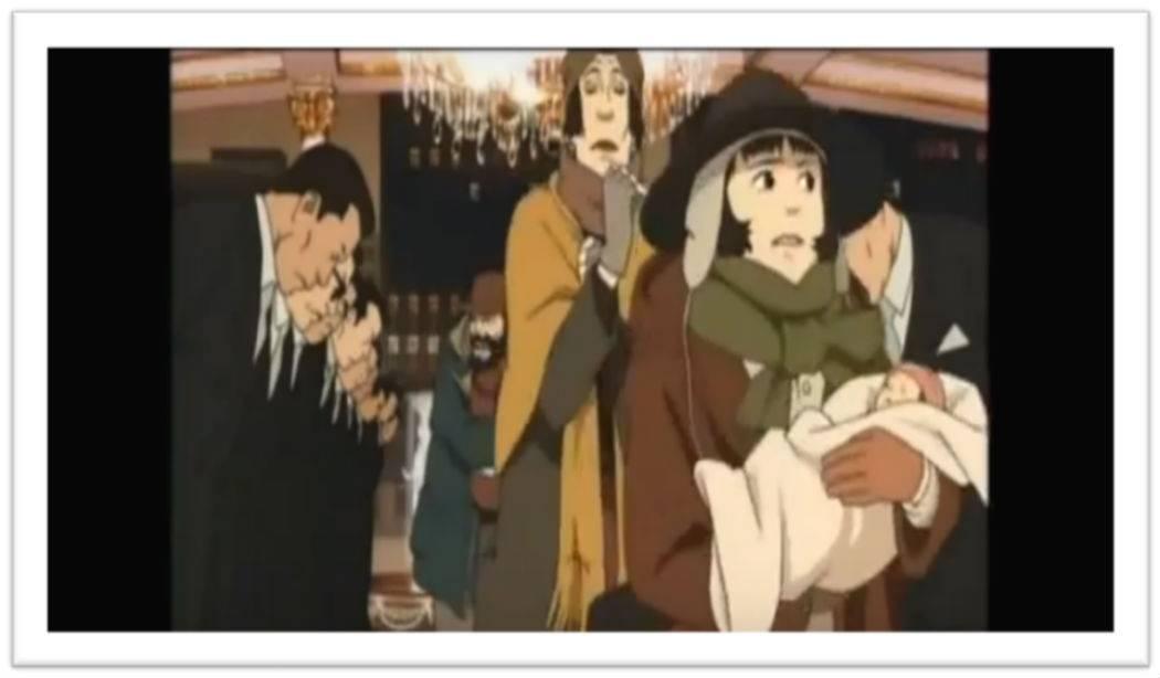 Tokijski kumovi – uvrnuta božićna bajka za odrasle