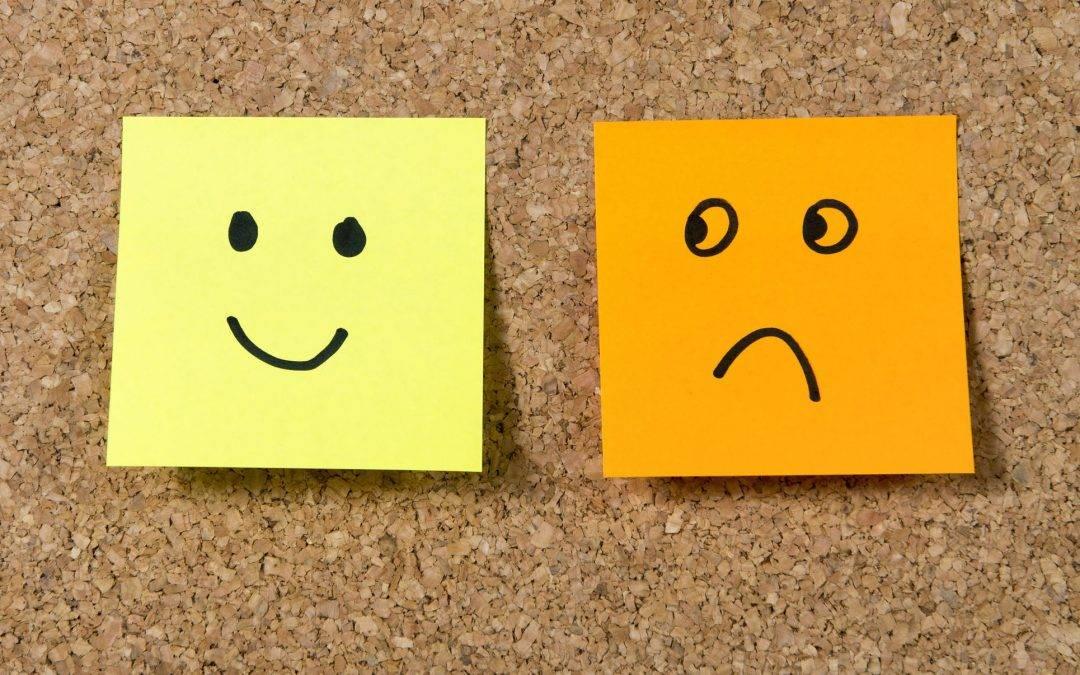 Zašto su nam negativne emocije potrebne?