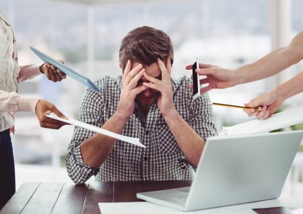 Burnout sindrom na radnom mestu