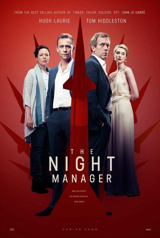 Noćni menadžer: špijunski triler