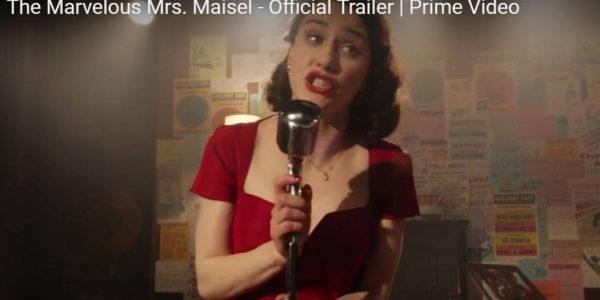 Veličanstvena gospođa Mejzel